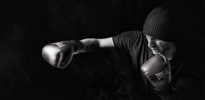 Groepsles fitnessboxing
