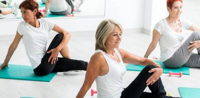groepsles gofit hatha yoga